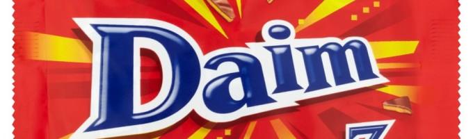 Шоколад Daim
