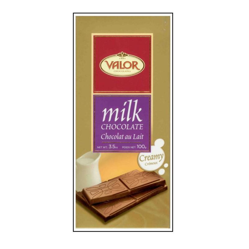 Valor-chocolate