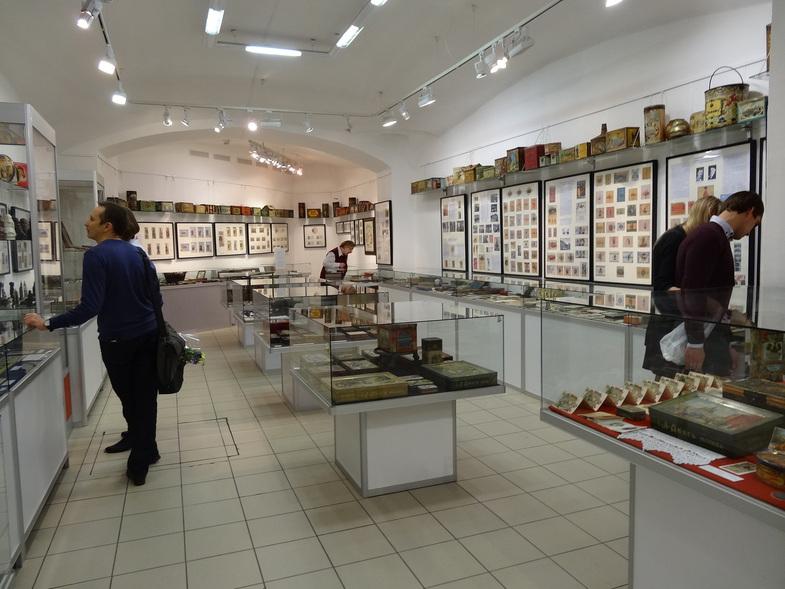 Выставка на Тверской