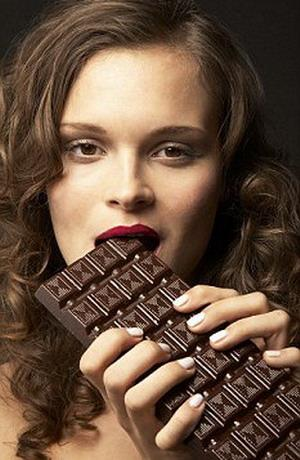 Твердый шоколад
