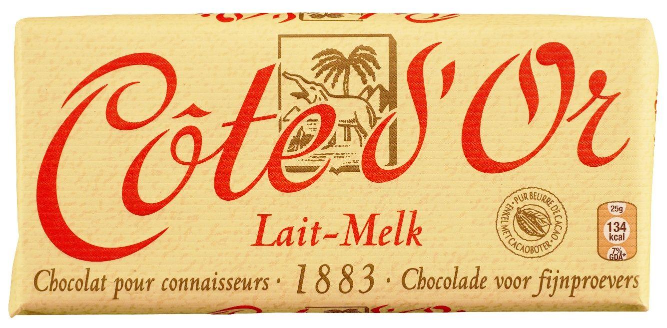 Шоколад Cote d Or