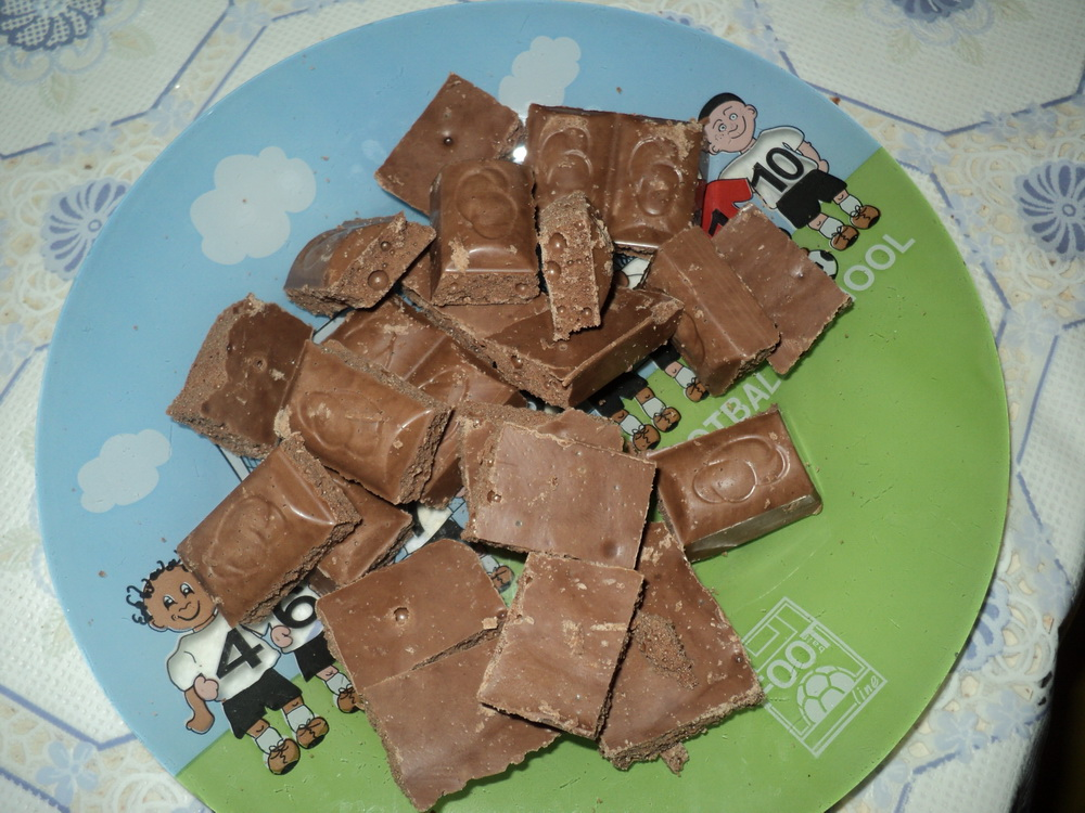 Глазурь из шоколада рецепт