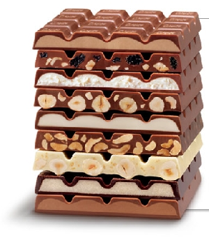 Разные шоколадки