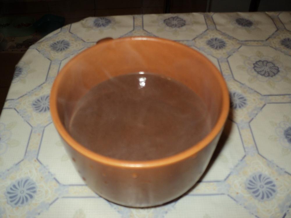 Готовый горячий шоколад в кружке