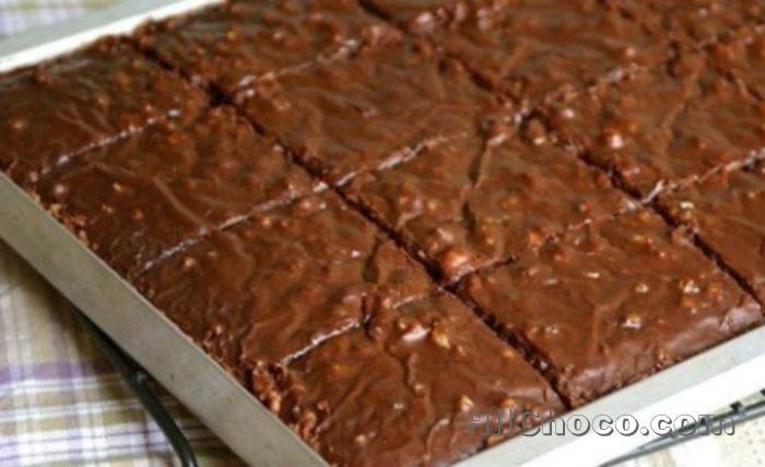Пирожные из шоколада