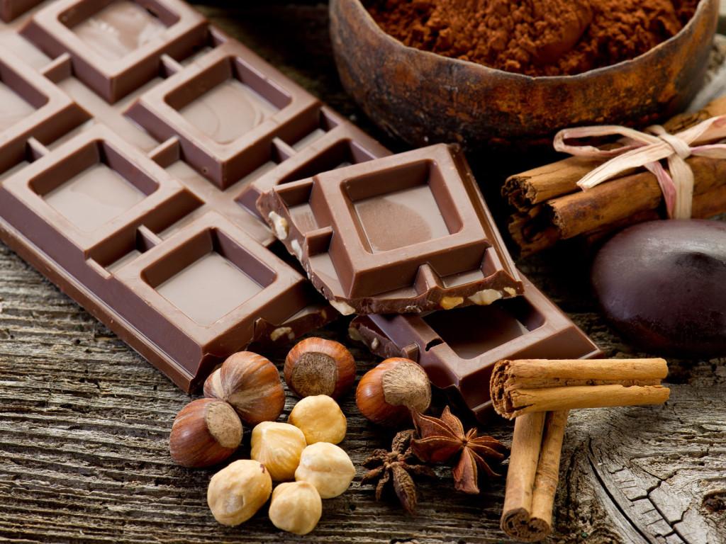 Пищевая ценность шоколада