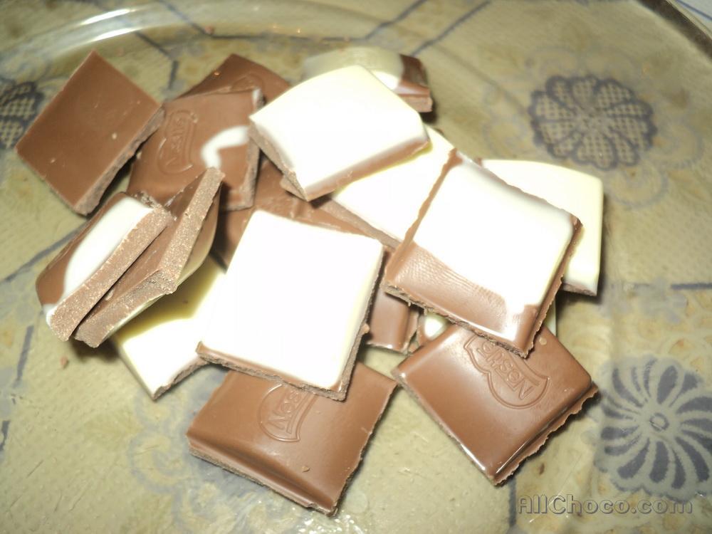 Добавим шоколад