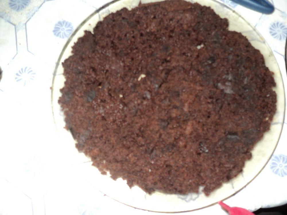Готовим торт Бельгийский шоколад