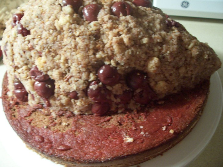 Готовим торт ежик