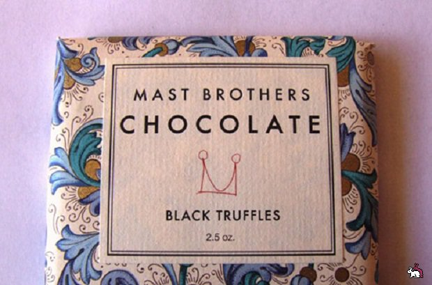 Mast Brothers Chocolate Black Truffle