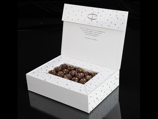 The Chocolate - The Boutique Box