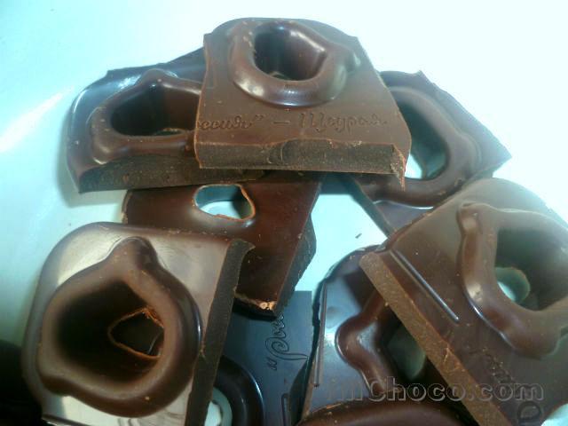 Разломаем шоколад
