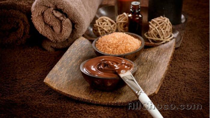 Из чего делать шоколадное обертывание в домашних условиях