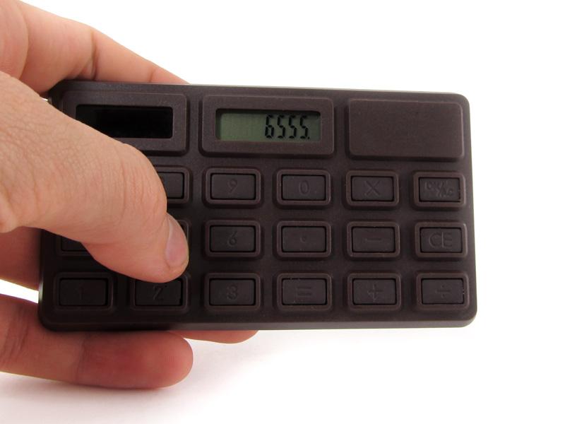 Шоколадный калькулятор
