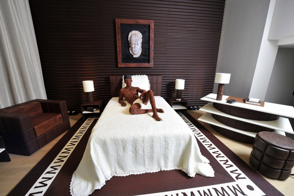 Magnum Chocolate Hotel Suite