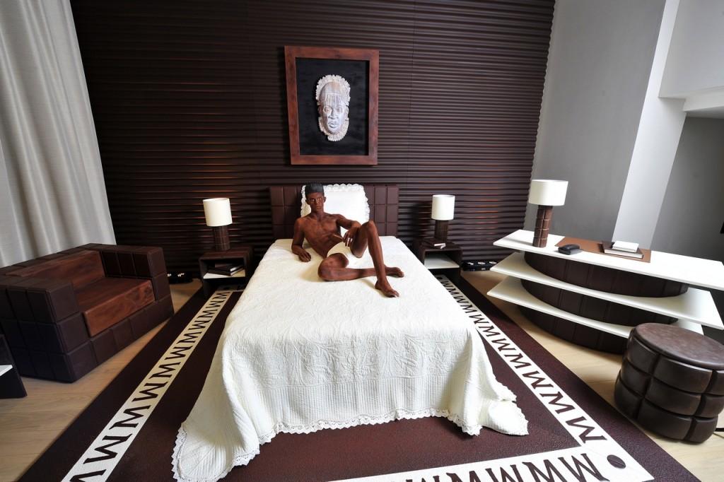 Magnum Chocolate Hotel Suite