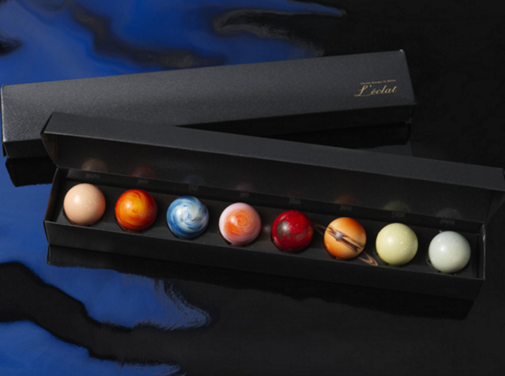 Planetary Chocolate