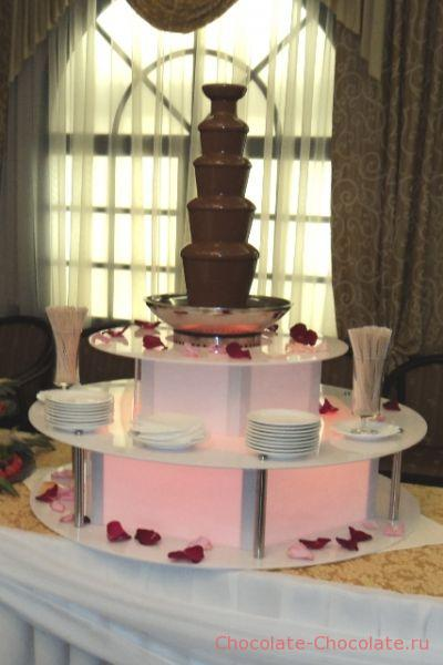 шоколадный фонтан инструкция по применению - фото 2