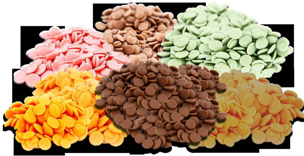 Разновидности шоколада для фонтана