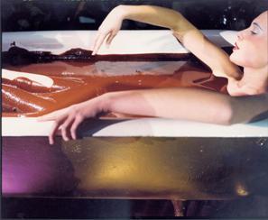 Ванная с шоколадом