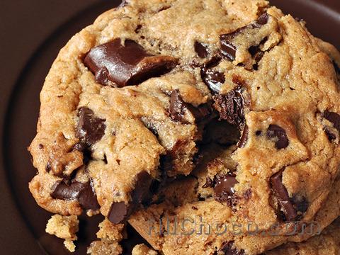 Рецепт американского печенья с шоколадом