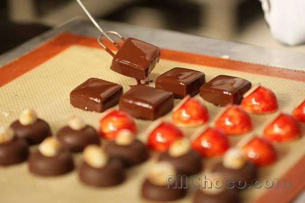 Темперированный шоколад