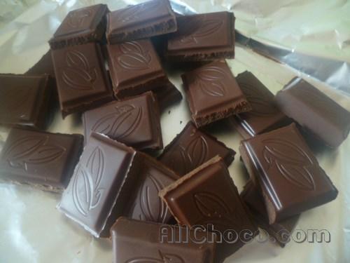 как готовить шоколадный мусс