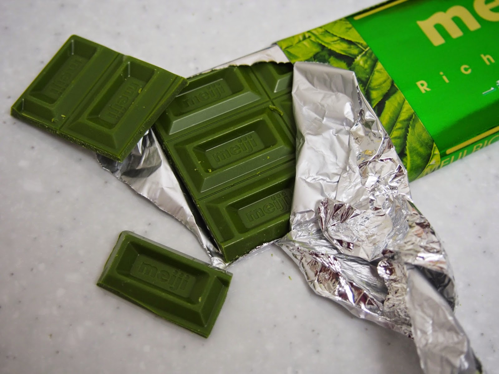 Зелёные сладости — польза внутри