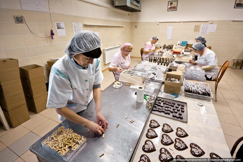 Шоколад Коммунарка (Kommunarka)