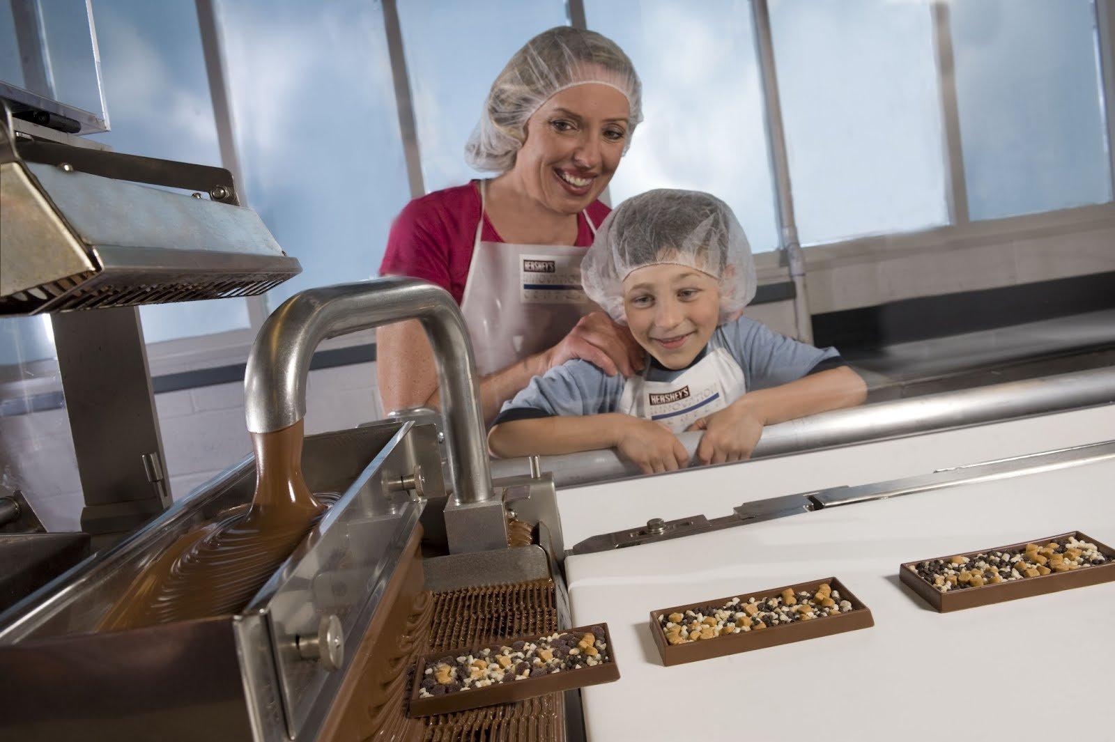 «Шоколадный» парк развлечений — Kongeparken Family Park