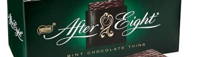 Шоколад After Eight (Афтер Эйт)