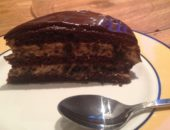Торт чернослив в шоколаде