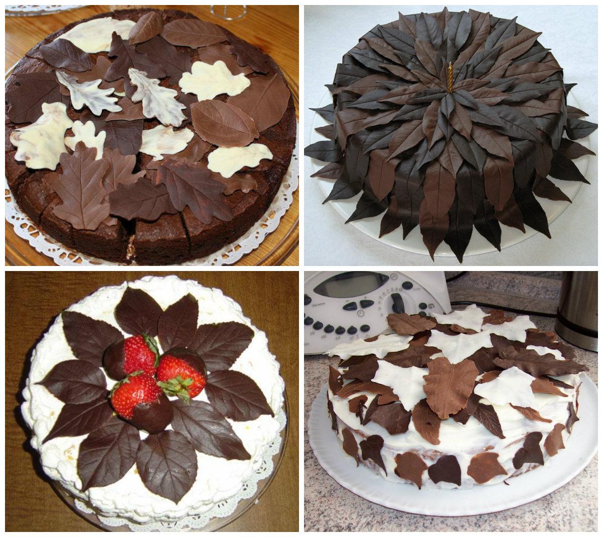 шоколада Фигурка для рецепт из самим торта
