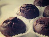 Шоколадные маффины: рецепт приготовления