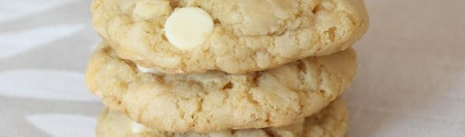 Печенье с белым шоколадом: рецепт приготовления