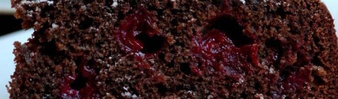 Торт с вишней и шоколадом: рецепт приготовления