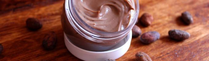 Шоколадная маска для сухой кожи