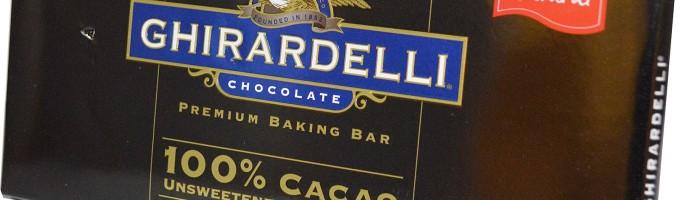 Шоколад 100% какао