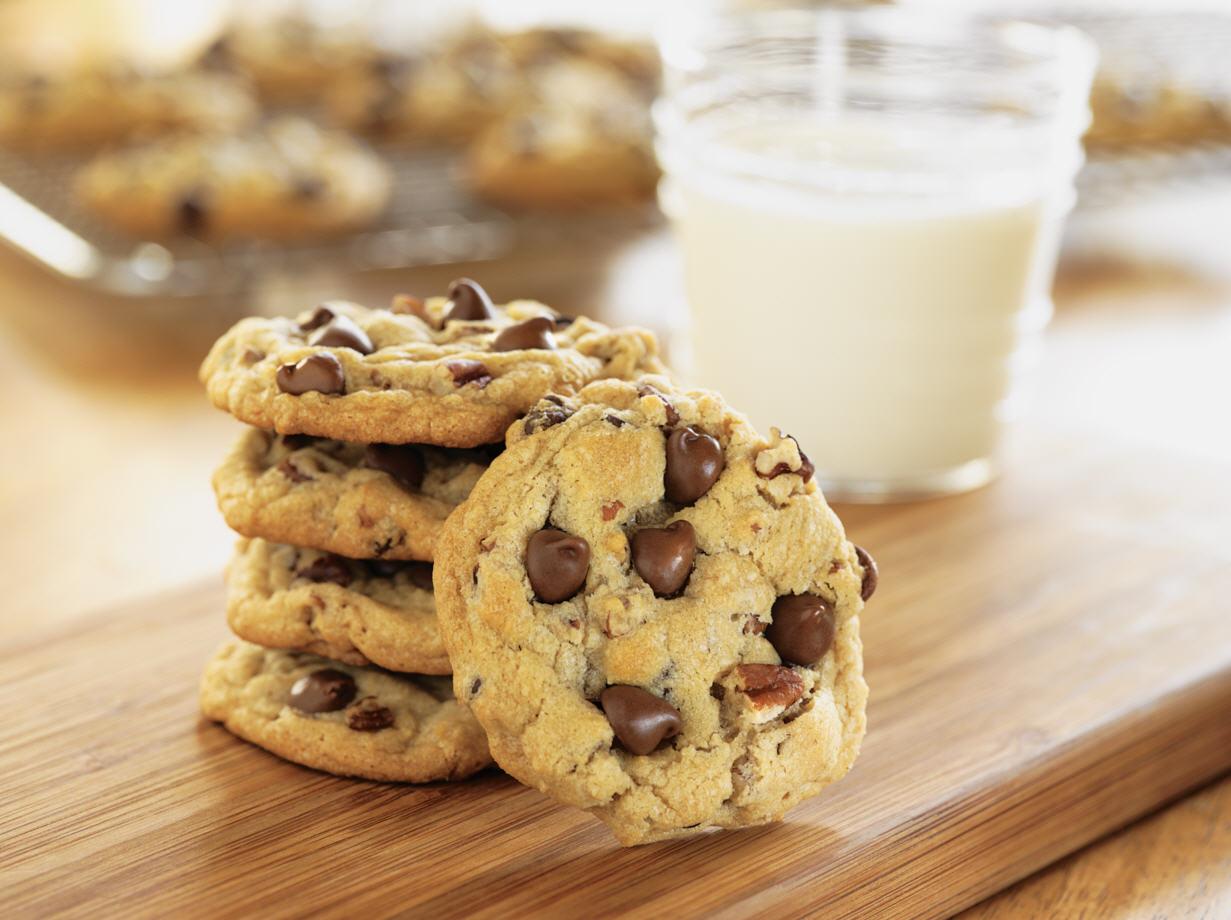 Американское печенье с шоколадом: рецепт приготовления