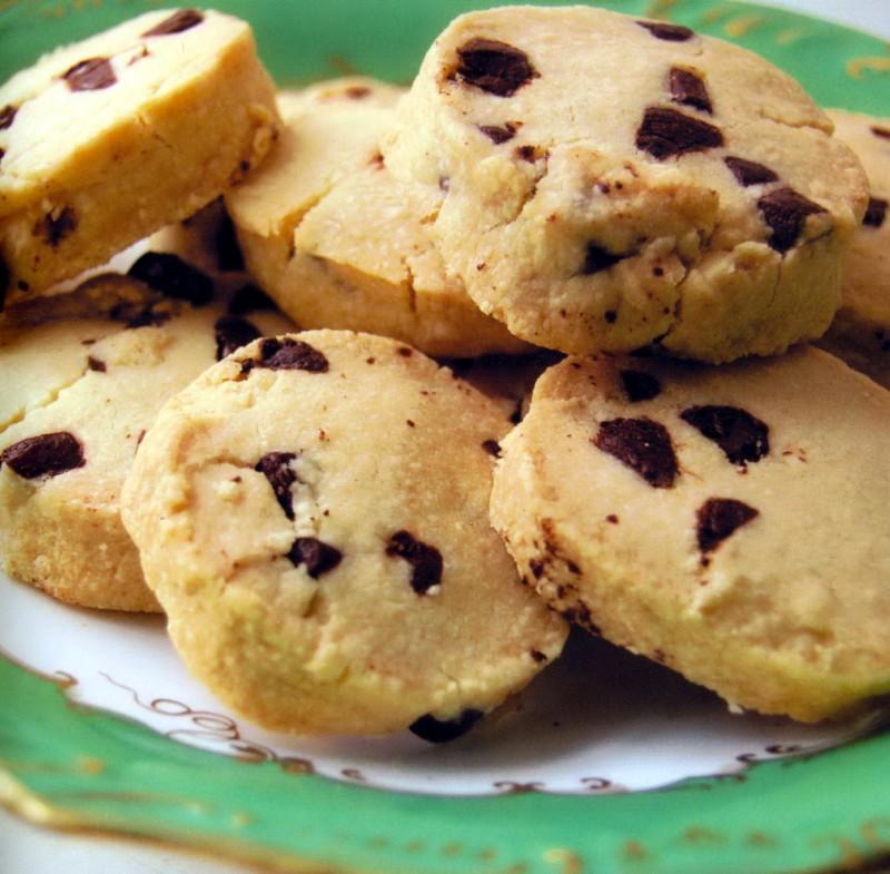 Печенье из песочного теста в домашних условиях 956