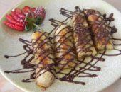 Жареные бананы в шоколаде: рецепт приготовления