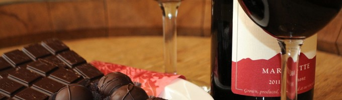 Шоколадное вино