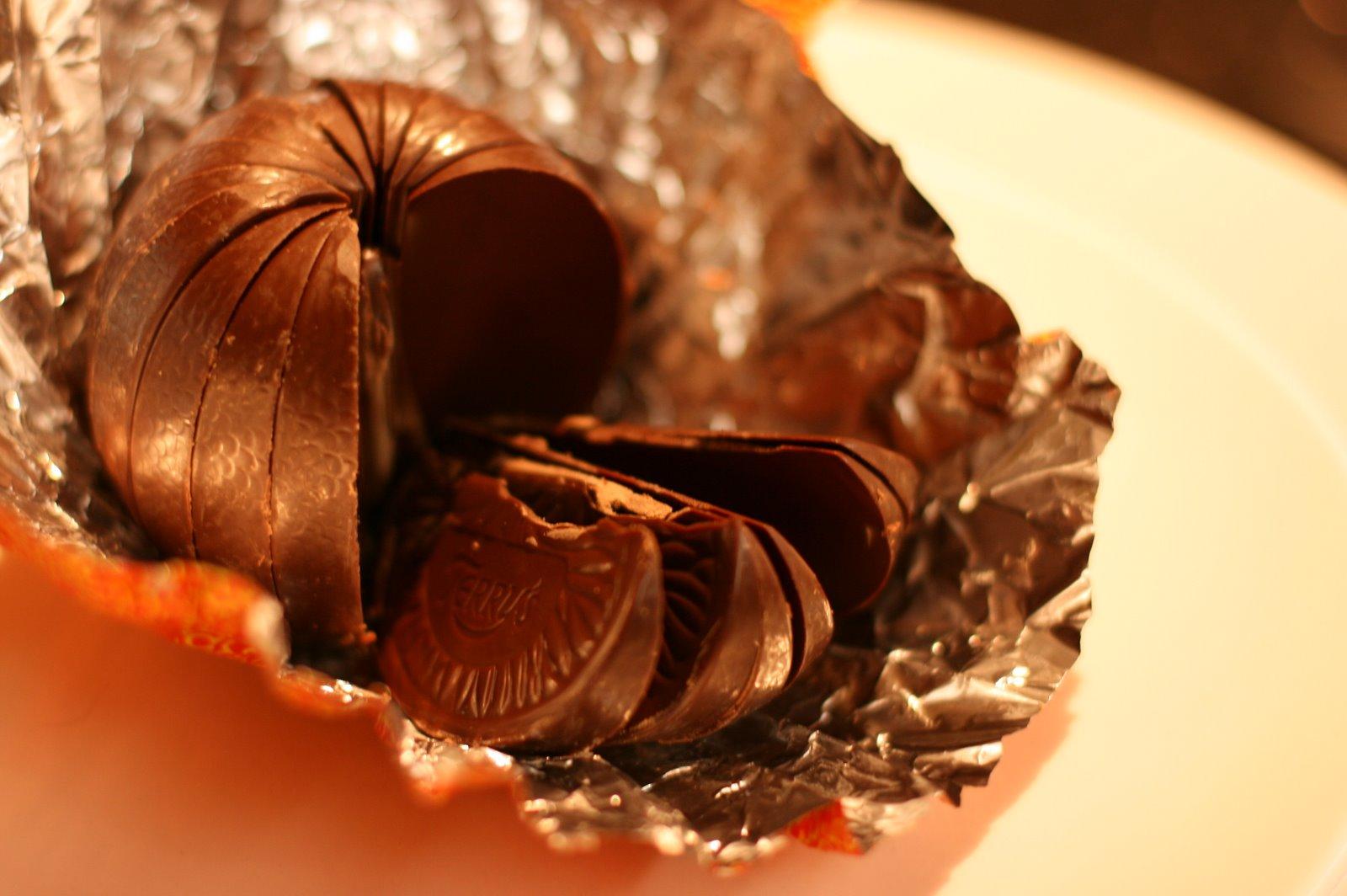 Шар из шоколада Terry's Chocolate Orange