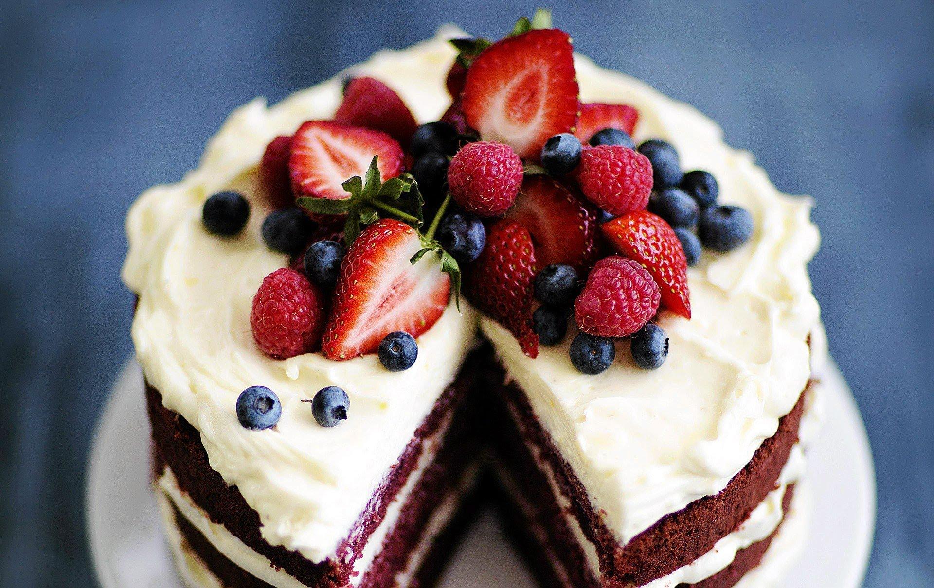 Торт с белым шоколадом рецепт