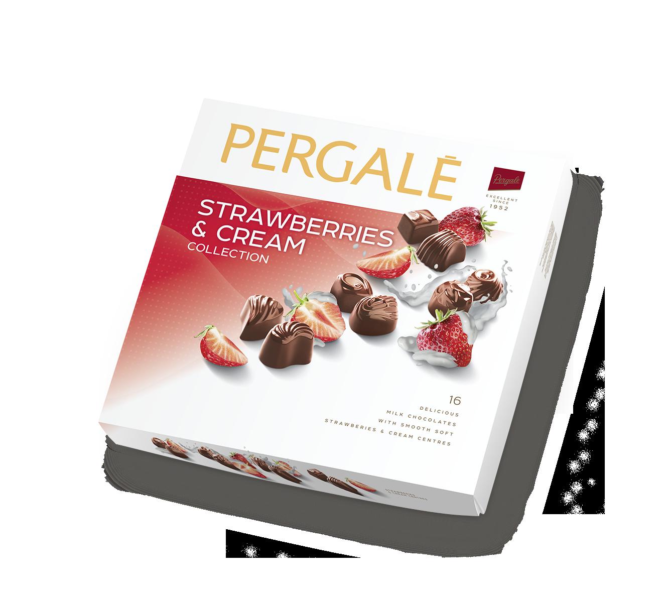 Шоколад Pergale (Пергале)