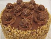 Торт Ferrero Rocher рецепт