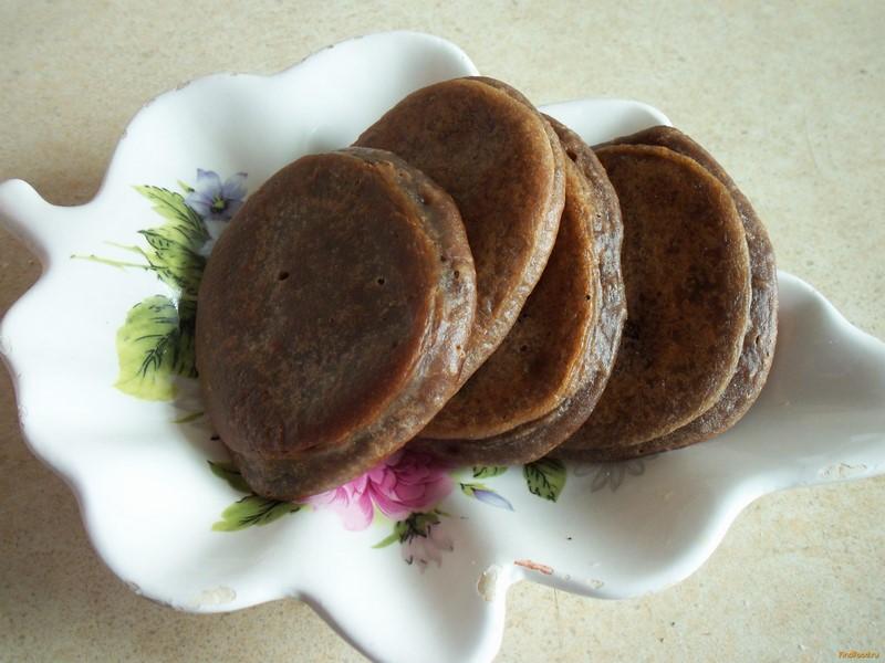 Шоколадные оладьи рецепт