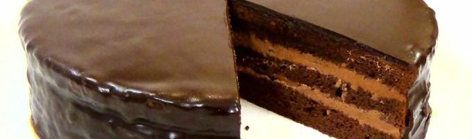 Торт Прага классический рецепт