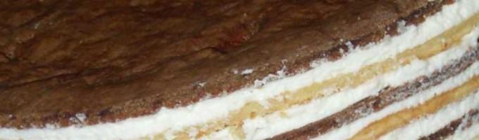 Торт мишка на севере рецепт