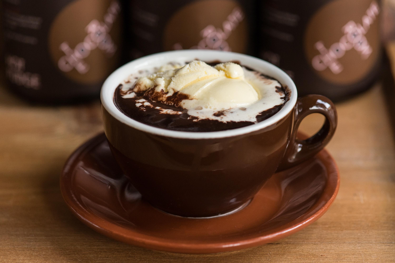 Самый лучший горячий шоколад в порошке
